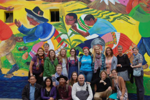 Group from BSPC on global mission trip