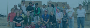 More mission partners at Broad Street Presbyterian Church, photo of large group of people on a mission