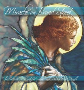 Miracle on Broad Street CD Cover