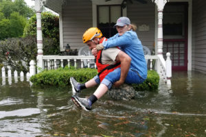 Presbyterian Disaster Assistance during flood