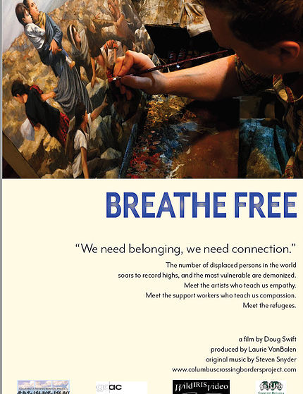 Breathe Free Documentary Film poster