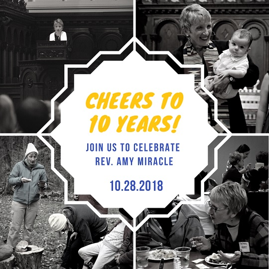 Cheers to 10 Years! Celebrating Amy Miracle's 10th Anniversary at BSPC