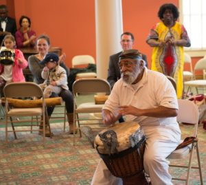 iGen African Drumming and Movement Event with Tony West