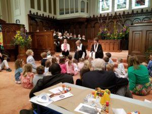 Easter Sunday Worship Service 2018