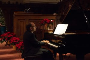 Christmas Eve Recital by Jim Hildreth, organist and pianist