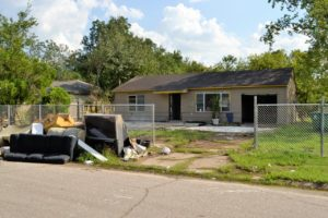 Affordable Housing - Blighted Neighborhood