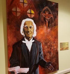 Eastside Arts Initiative Exhibition - Preserving the Legacy: James Preston Poindexter - Artist Eric Murphy