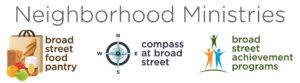 Broad Street Presbyterian Church Neighborhood Ministries: Food Pantry, COMPASS, Broad Street Achievement Programs