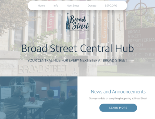 12 Ways to Use the Central Hub