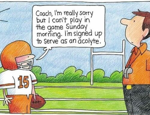 Why The Church Needs to Stop Complaining About Sunday Sports (And Other Activities)